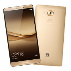 Huawei Mate 8 - 64GB - 4G RAM - Gold - Dual Sim ACTIVE