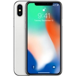 Apple iPhone X - 256g - Silver
